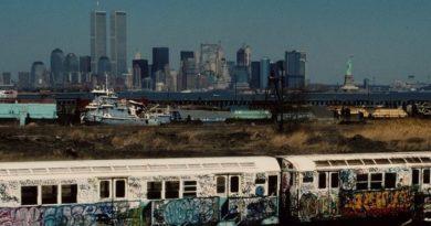 Le New York des années 1980