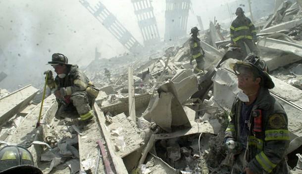 pompiers NY wtc