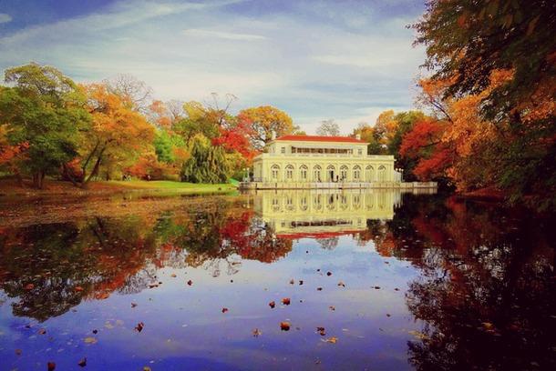 prospect park automne 2