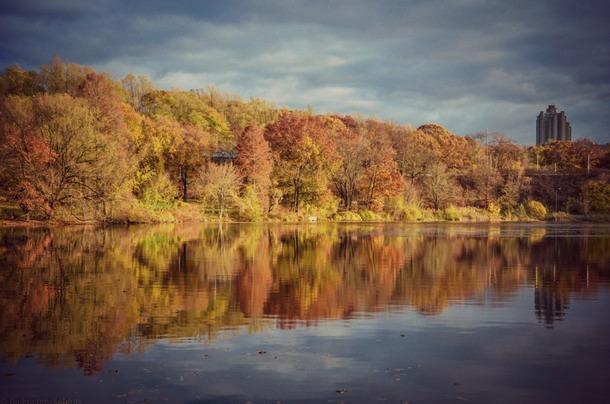 VAN CORTLANDT PARK automne 3
