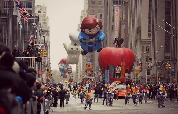 parade macy's new york