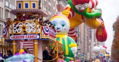 Fêter Thanksgiving à New York !