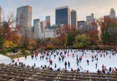 Les plus belles patinoires de New York