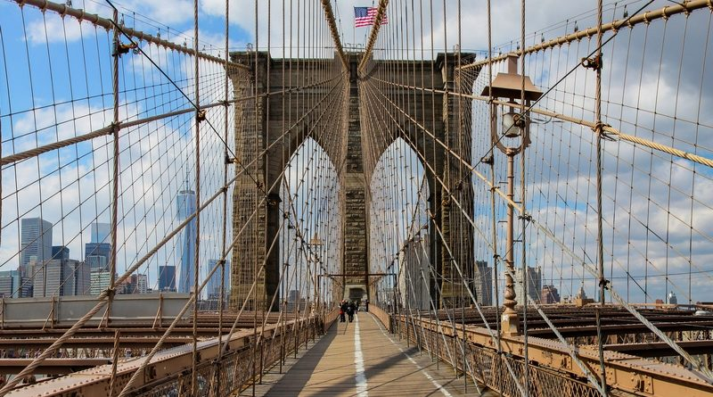Traverser le pont de Brooklyn !