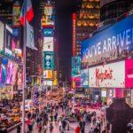 Times Square, le cœur bouillonnant de New York