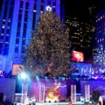 Le sapin de Noël du Rockefeller Center s'illumine à New York !