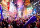 Fêter la nouvelle année à Times Square !