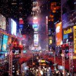 Suivez les festivités pour le réveillon du Nouvel An de Times Square