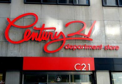 Century 21, le paradis du shopping à New York !