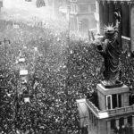 11 novembre 1918 : New York célèbre l'armistice !