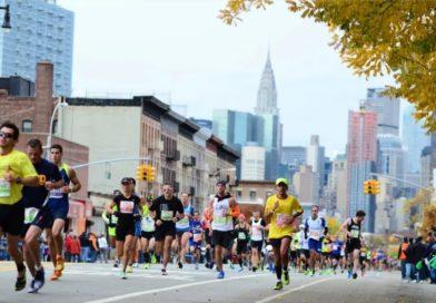Le mythique marathon de New York