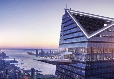 The Edge Observation Deck : un nouvel observatoire à New York !