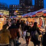 Nos marchés de Noël préférés à New York